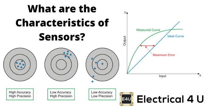 What Are The Characteristics Of Sensors