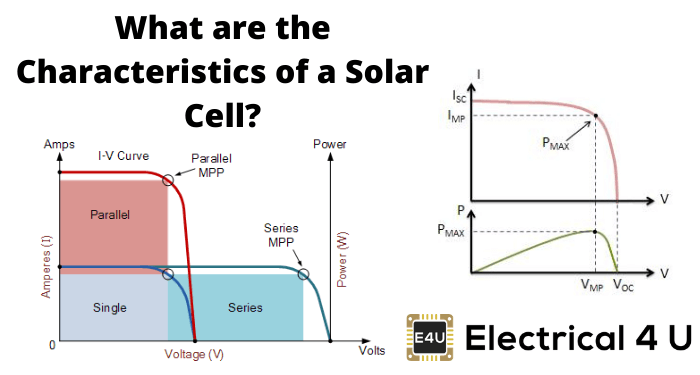 What Are The Characteristics Of A Solar Cell