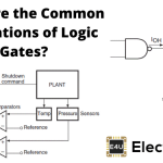 Some Common Applications of Logic Gates