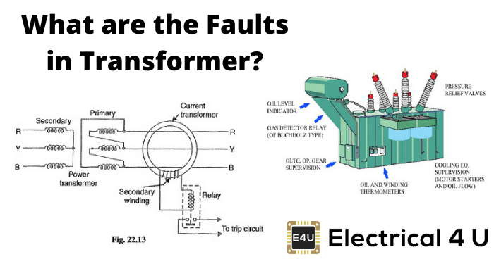 What Are The Faults In Transformer