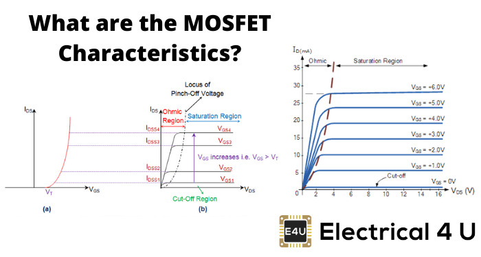 What Are The Mosfet Characteristics