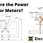 Power Factor Meters | Electrodynamometer Type Power Factor Meter