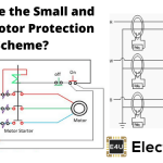Small and Large Motor Protection Scheme