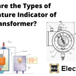 Oil Winding and Remote Temperature Indicator of Transformer