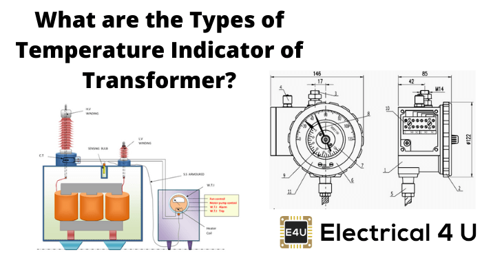 What Are The Types Of Temperature Indicator Of Transformer