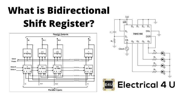 What Is Bidirectional Shift Register