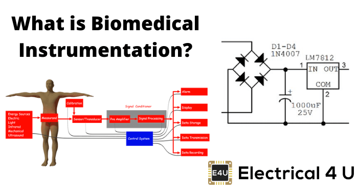 What Is Biomedical Instrumentation