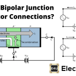 Transistor as a Switch or Bipolar Junction Transistor or BJT as Switch