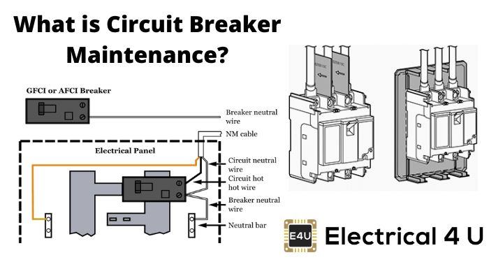What Is Circuit Breaker Maintenance