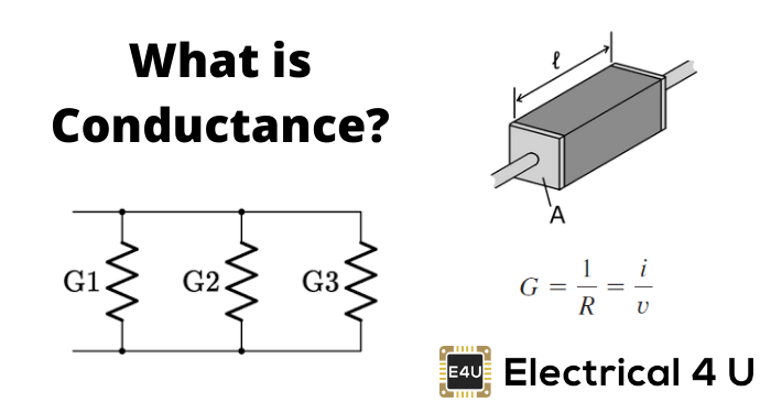 Conductance: What is it? (Definition, Units & Formula)