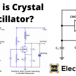 Crystal Oscillator: Circuit, Frequency & Working Principle