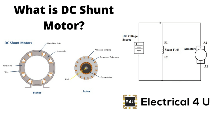 What Is Dc Shunt Motor