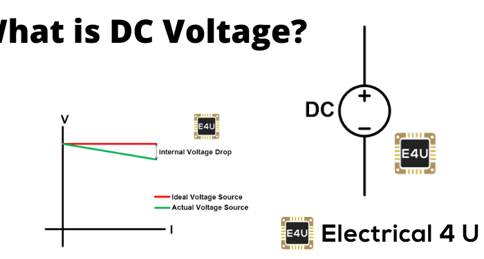 what is dc voltage