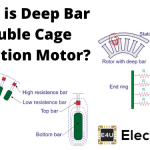 Deep Bar Double Cage Induction Motor