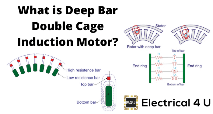 What Is Deep Bar Double Cage Induction Motor
