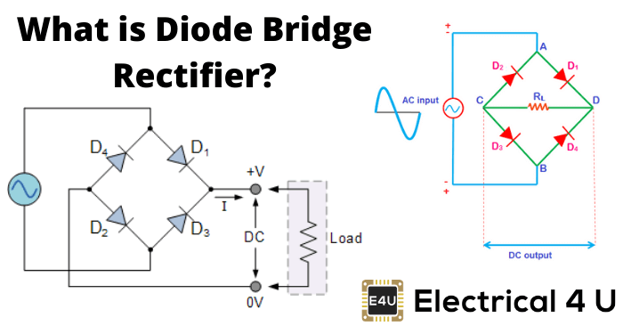 What Is Diode Bridge Rectifier