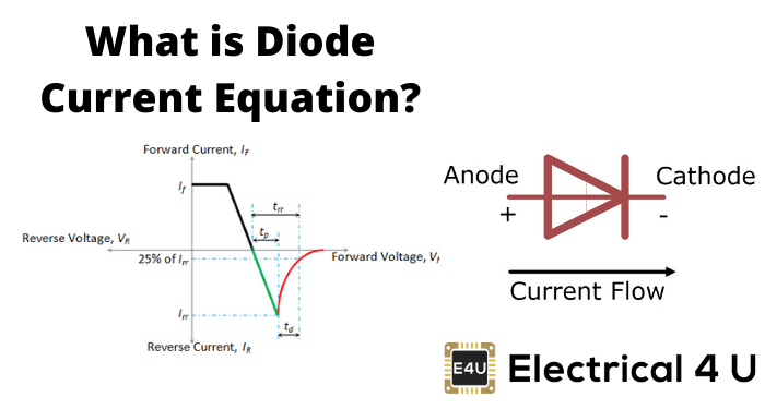 What Is Diode Current Equation