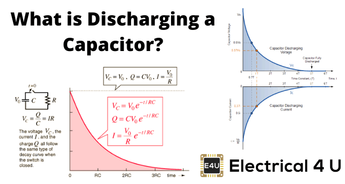 What Is Discharging A Capacitor
