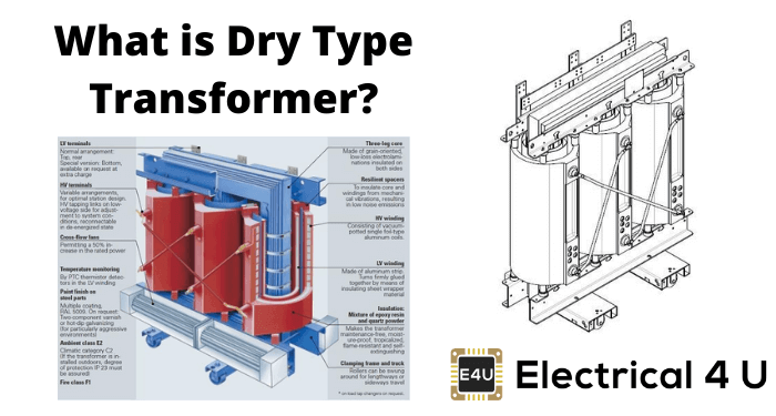 What Is Dry Type Transformer