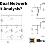 Dual Network Circuit Analysis (Theory & Examples)