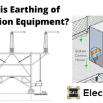 Earthing of Substation Equipment