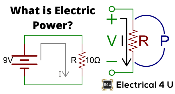 What Is Electric Power