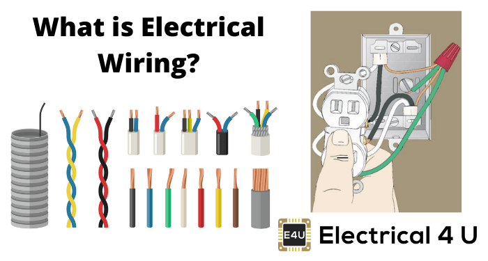 System Of Electrical Wiring Electrical4u, How To Electrical Wiring