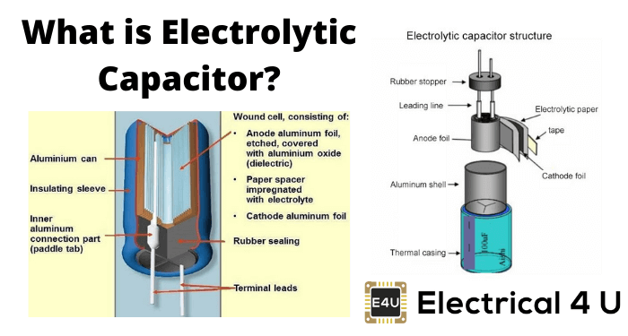 What Is Electrolytic Capacitor