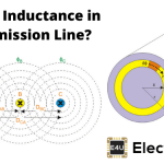 Inductance in Transmission Line