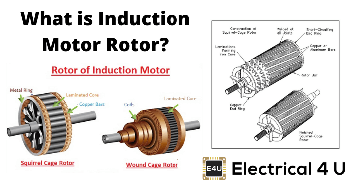 What Is Induction Motor Rotor