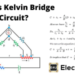 Kelvin Bridge Circuit | Kelvin Double Bridge