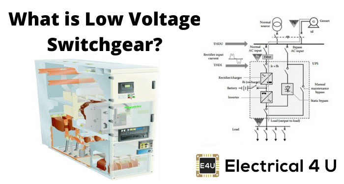 What Is Low Voltage Switchgear