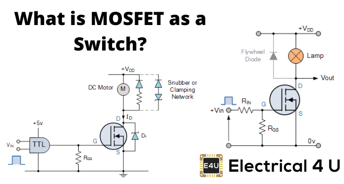 What Is Mosfet As A Switch