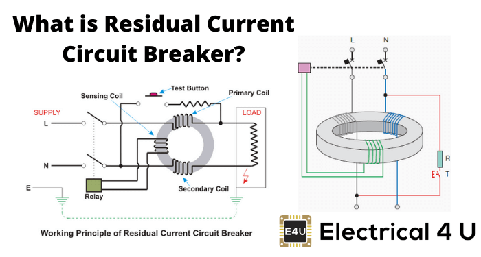 What Is Residual Current Circuit Breaker