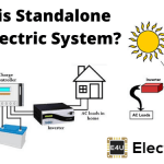 What is Standalone Solar Electric System?