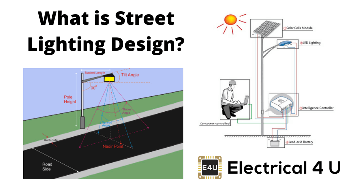 Street Lighting Design Layout Calculations Electrical4u