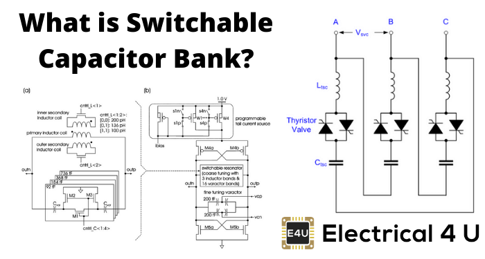 What Is Switchable Capacitor Bank