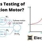 Testing of Induction Motor