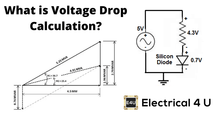 What Is Voltage Drop Calculation