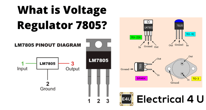 What Is Voltage Regulator 7805