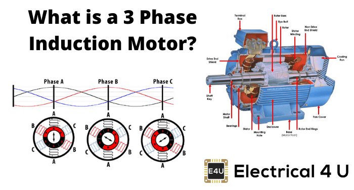 What Is A 3 Phase Induction Motor
