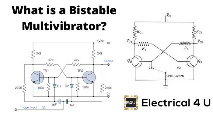What Is A Bistable Multivibrator