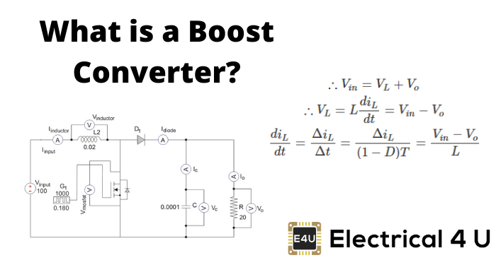 what is a boost converter