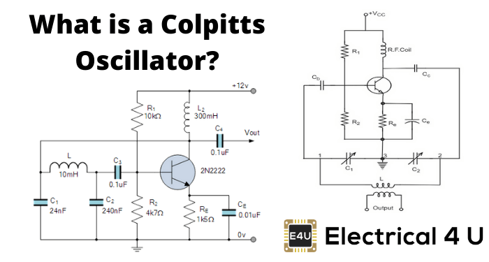 What Is A Colpitts Oscillator