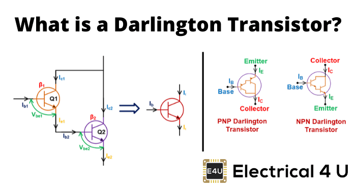 What Is A Darlington Transistor