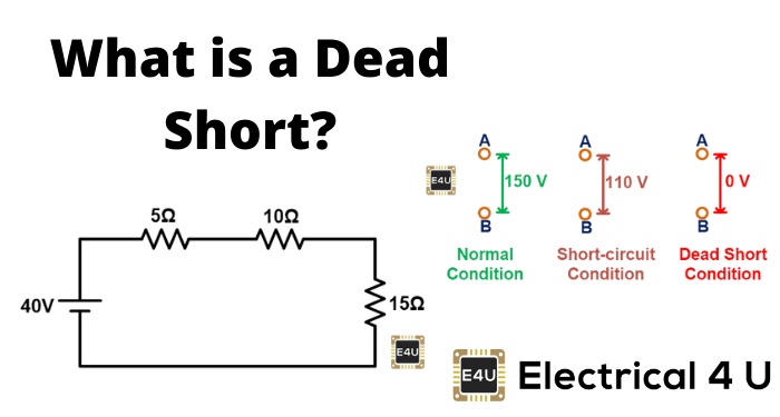 what is a dead short