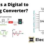 Digital to Analog Converter or DAC