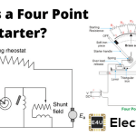 Four Point Starter: Diagram and Working Principle