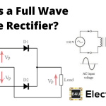 Full Wave Diode Rectifier