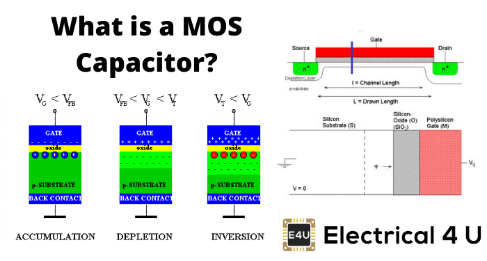 What Is A Mos Capacitor